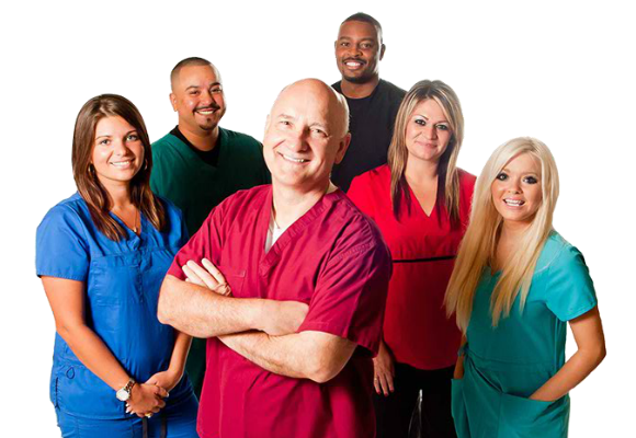 Musgrave dental staff
